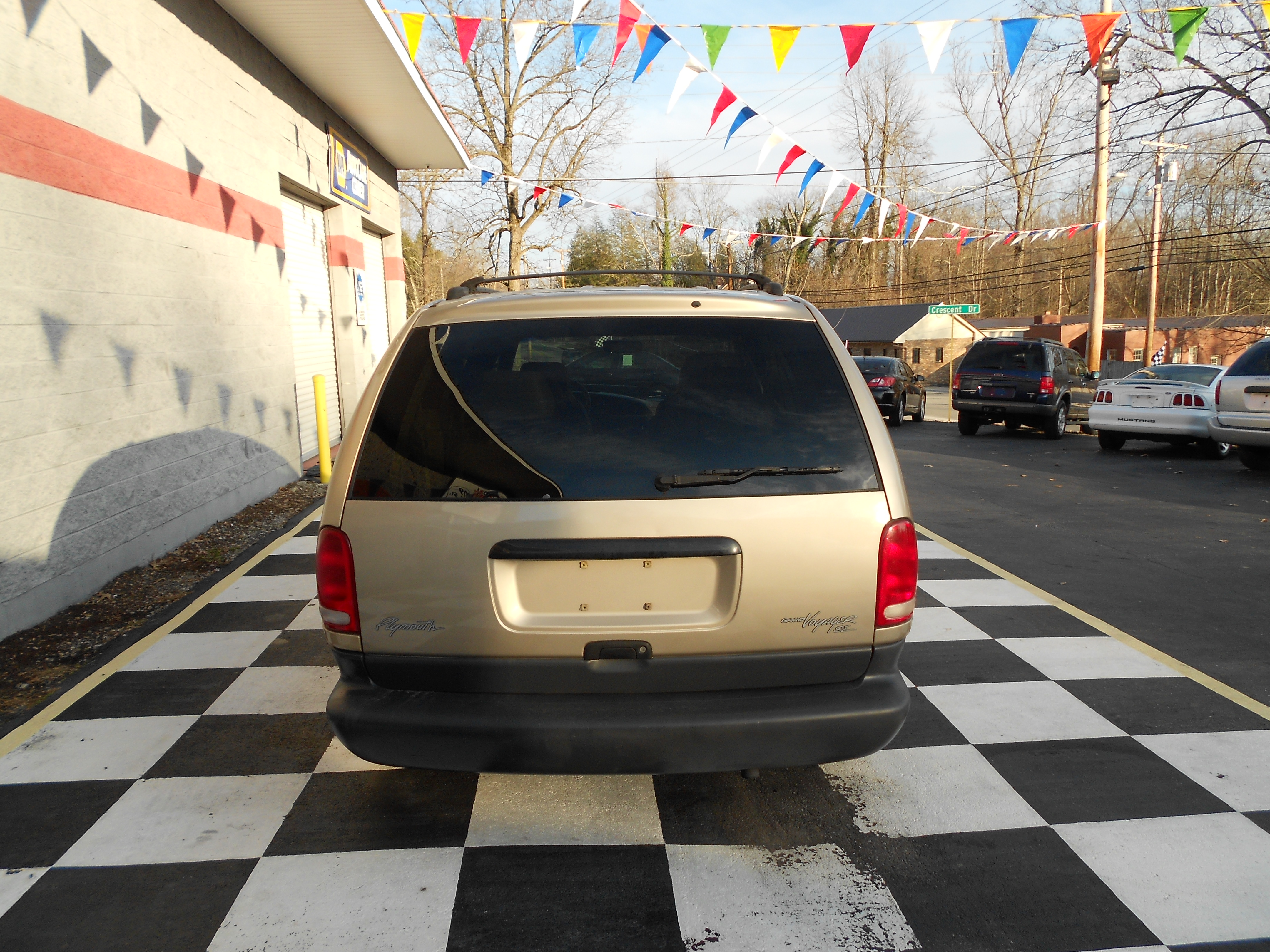 Nissan Cookeville Tn >> 1998 PLYMOUTH GRAND VOYAGER | BuffysCars.com