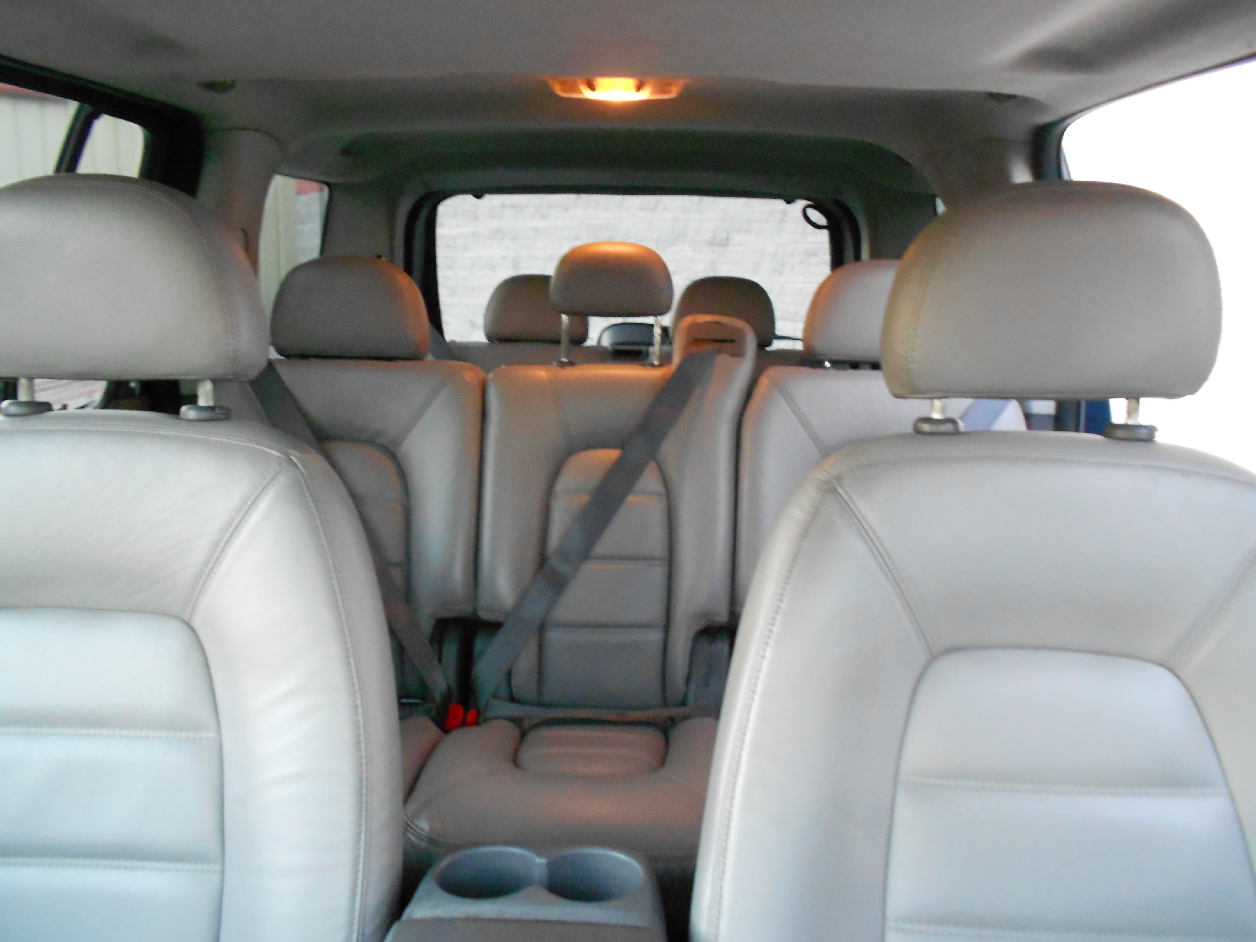 2005 FORD EXPLORER XLT 4X4 3RD ROW SEATING