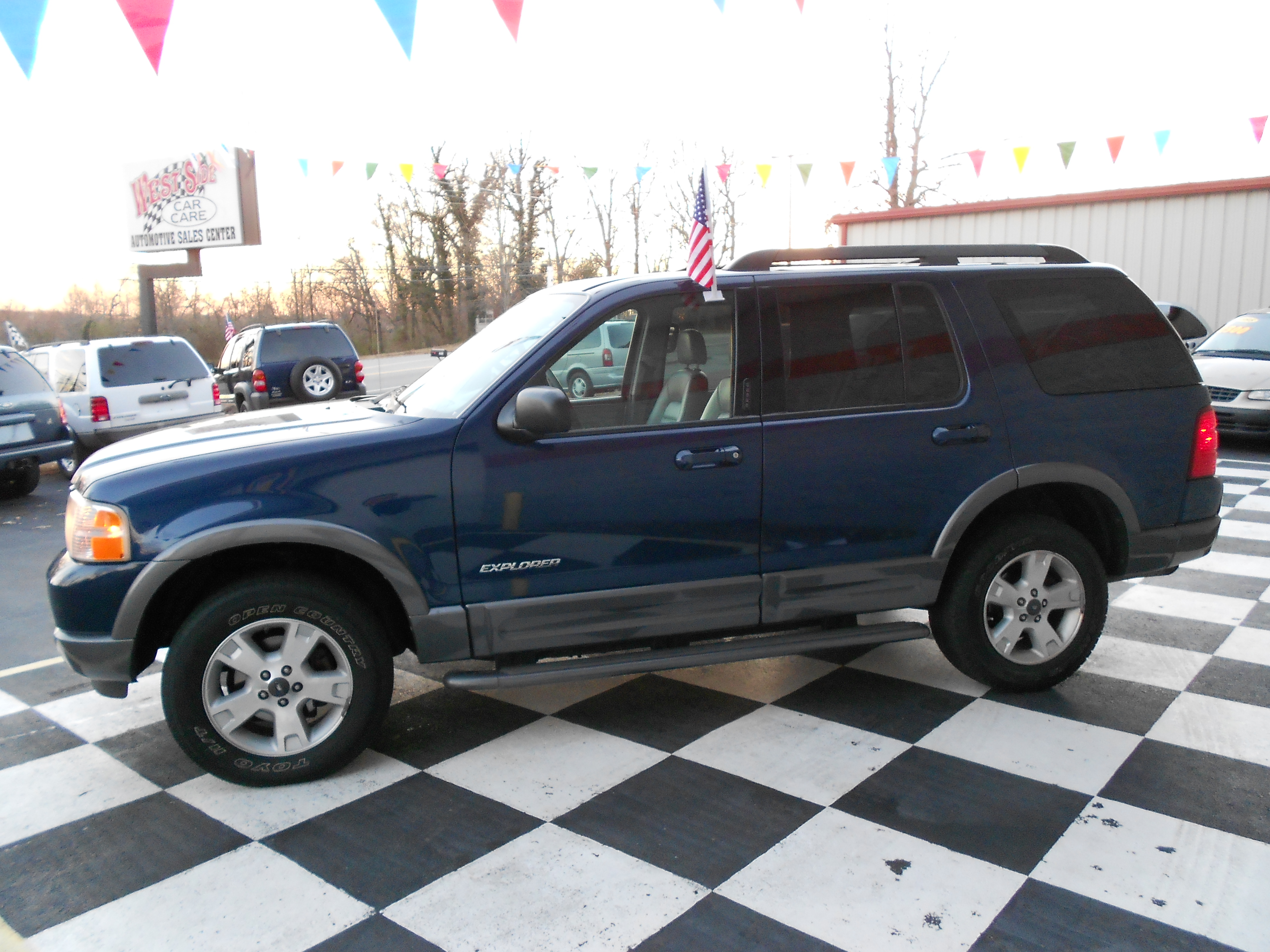 2005 Ford Explorer Xlt 4x4 3rd Row Seating Buffyscars Com