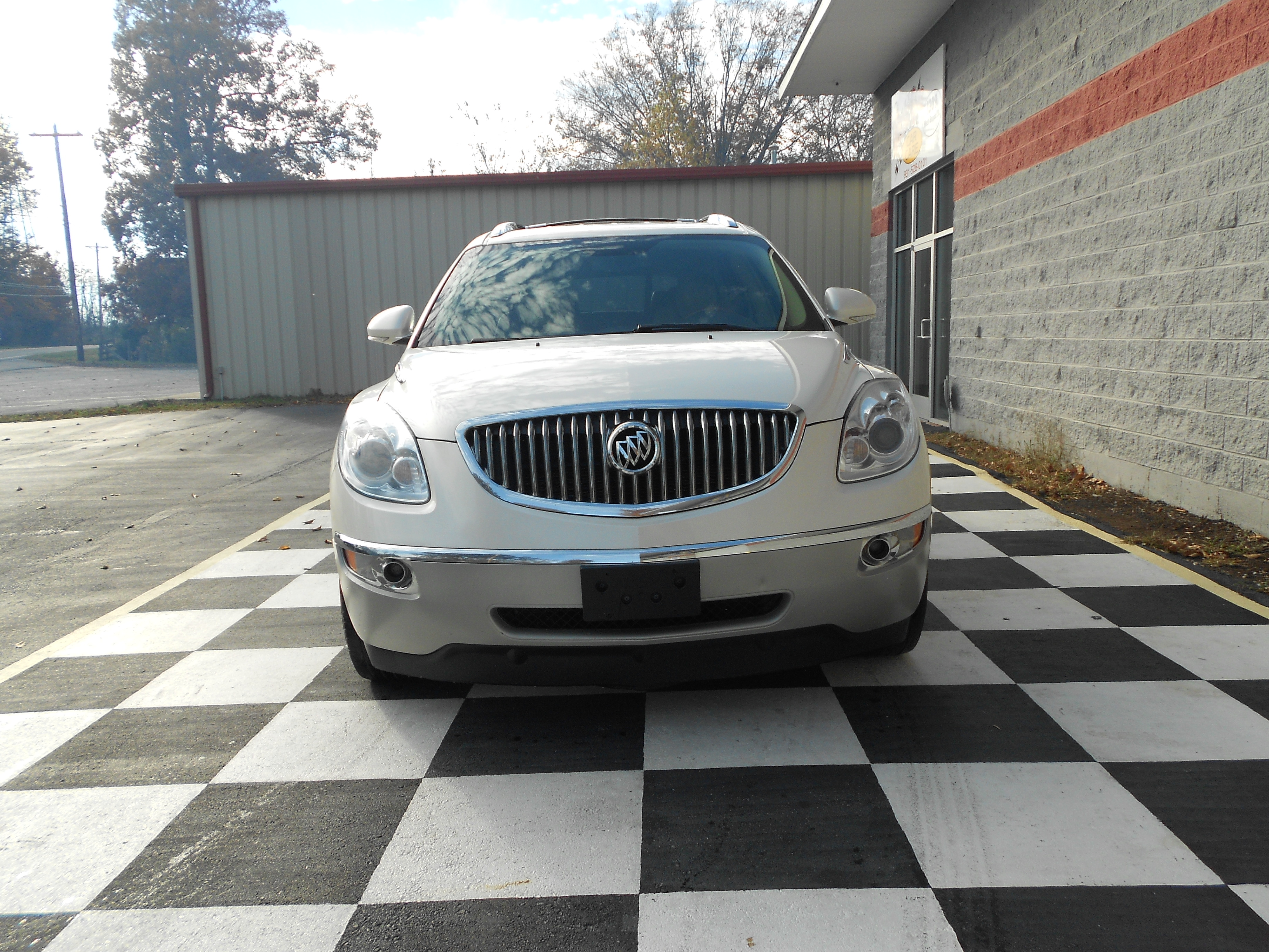 nd center used enclave for city all fargo search sale auto in buick