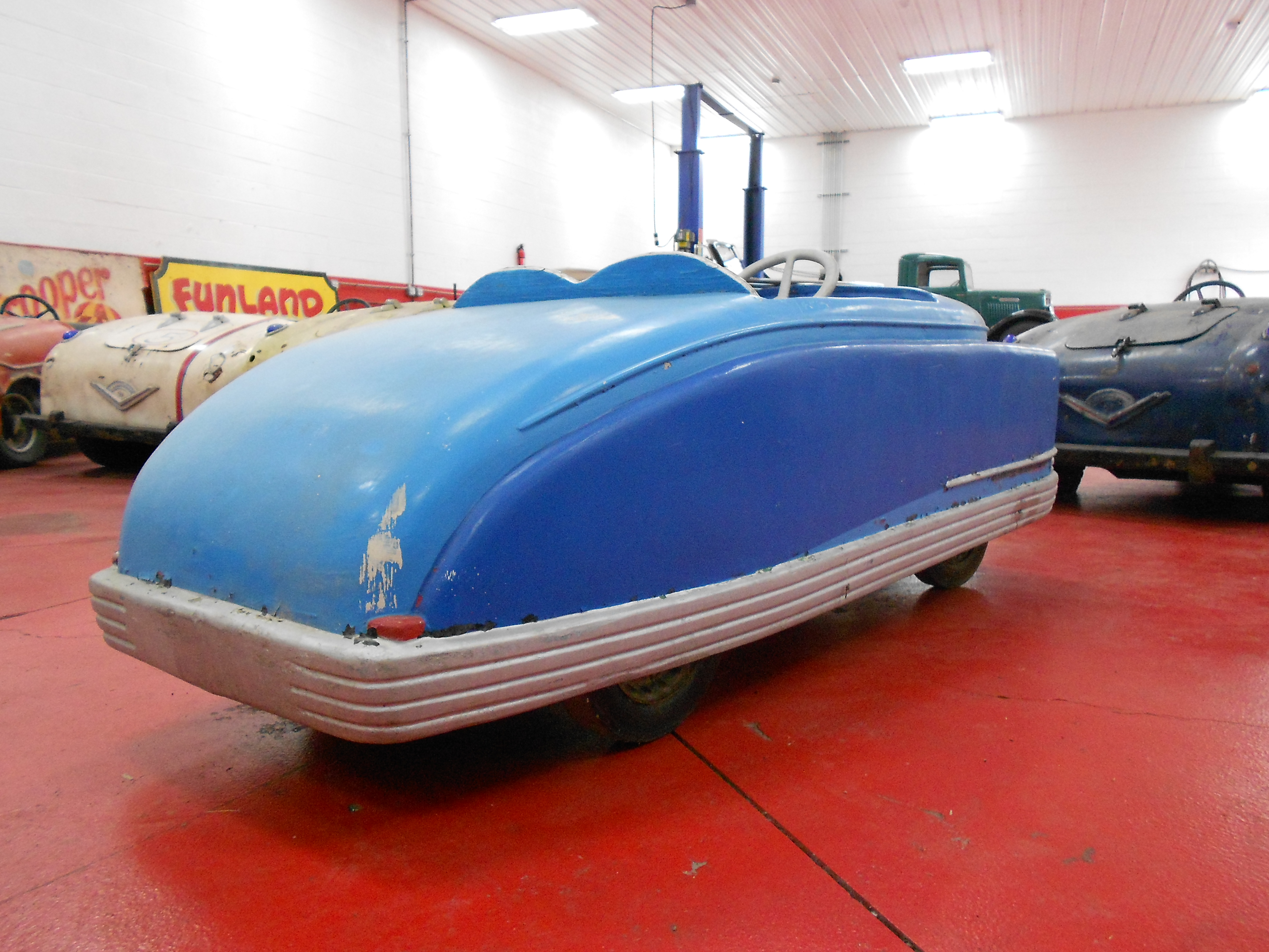 1950s Hudson Carnival Ride Car Buffyscars Com