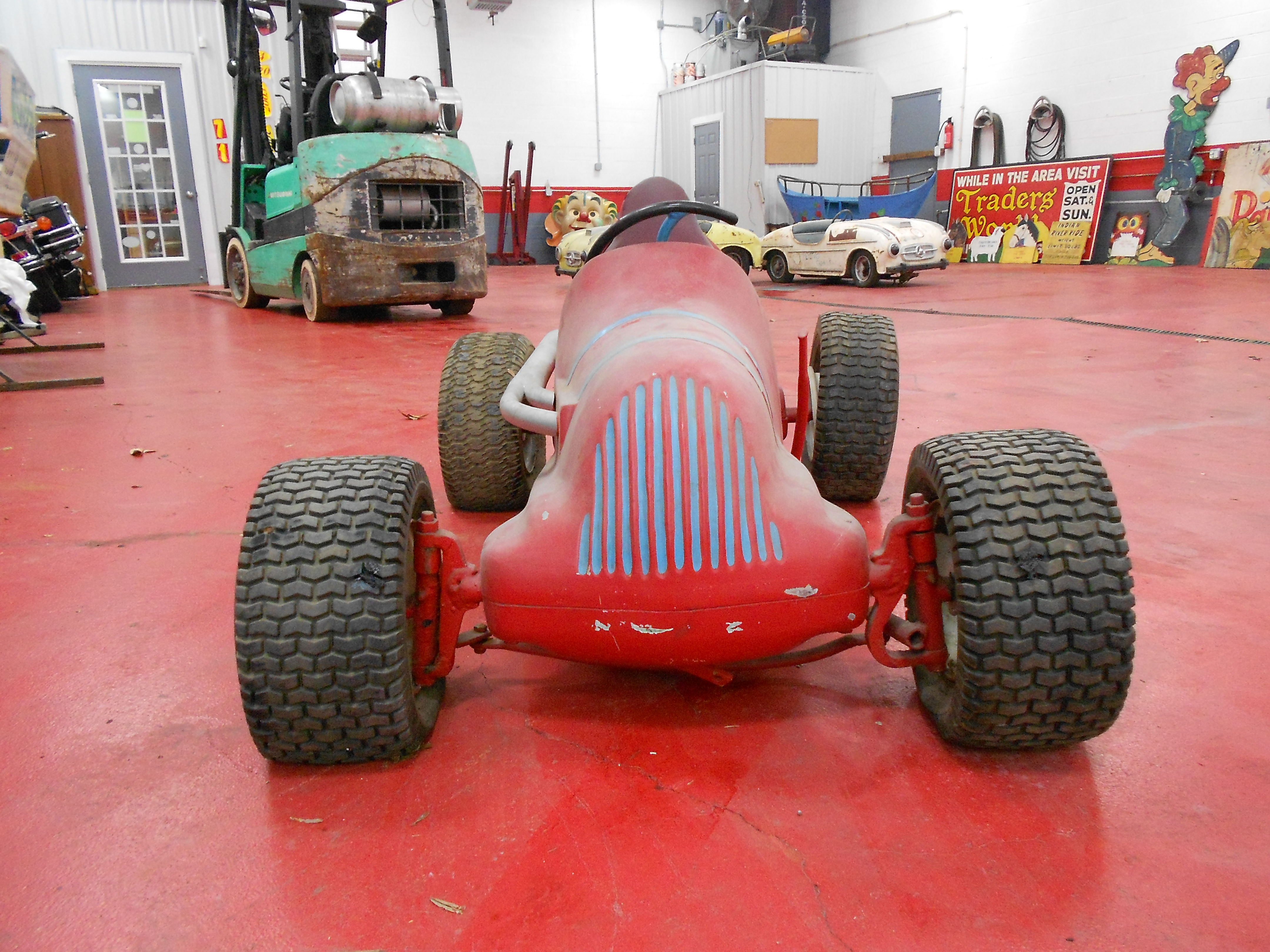 You have to buy this excellent midget racer | Top Gear