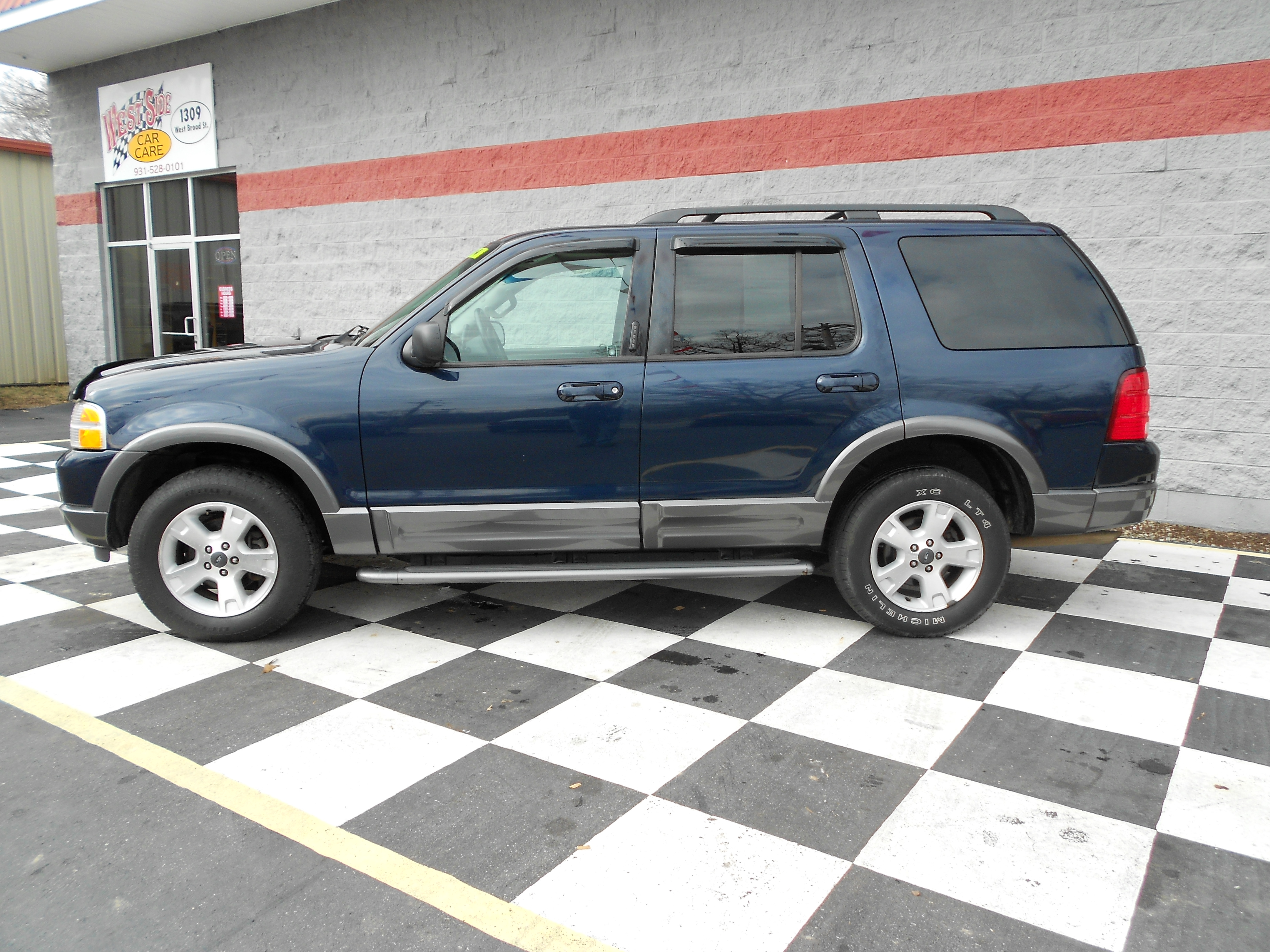 2003 ford explorer xlt. Cars Review. Best American Auto & Cars Review