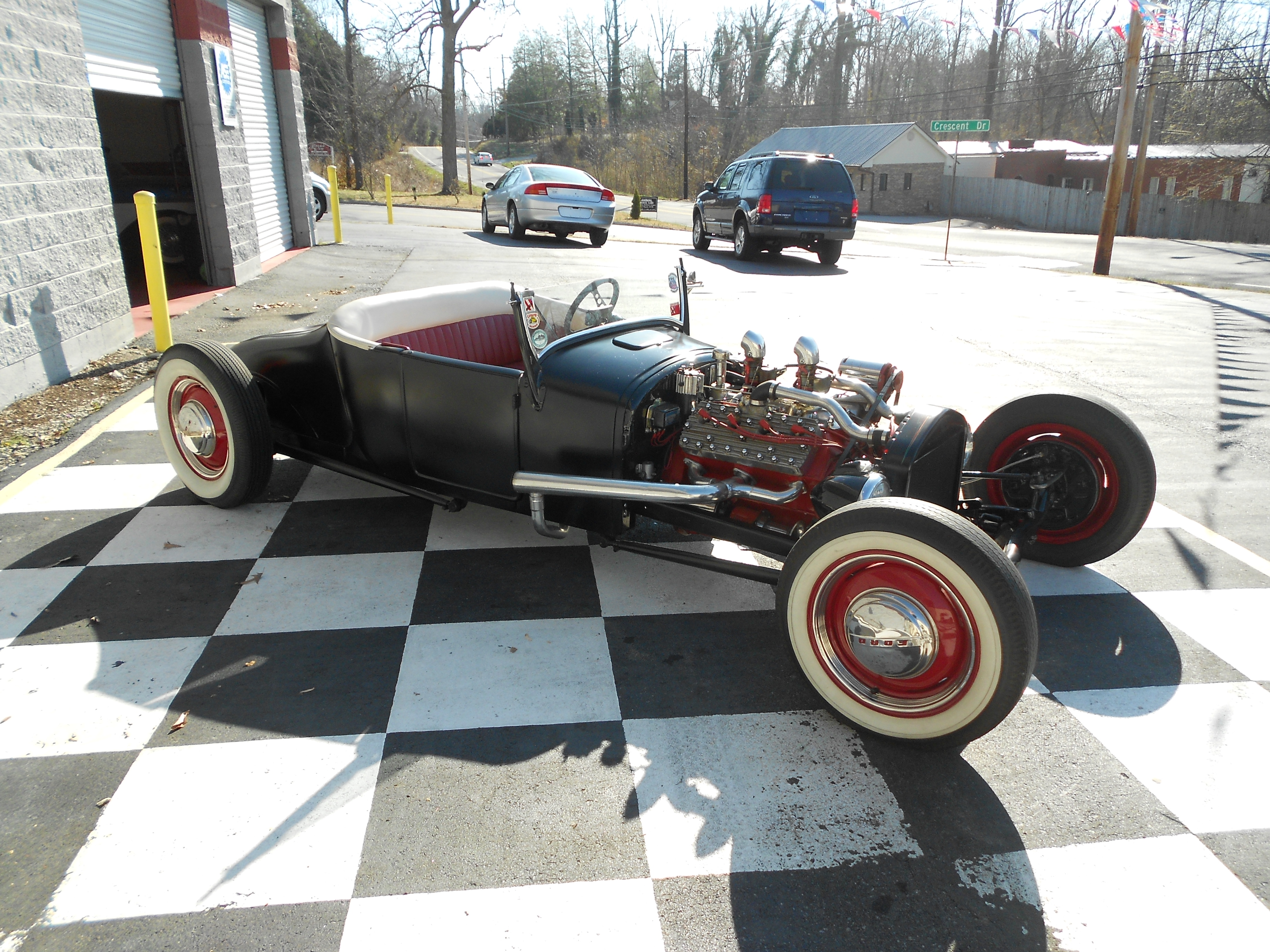 Purchase used 1926 MODEL T ROADSTER OLD SCHOOL HOT ROD in Cookeville ...