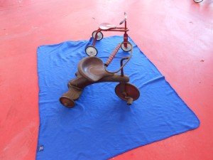 1930s Small Tricycle (2)