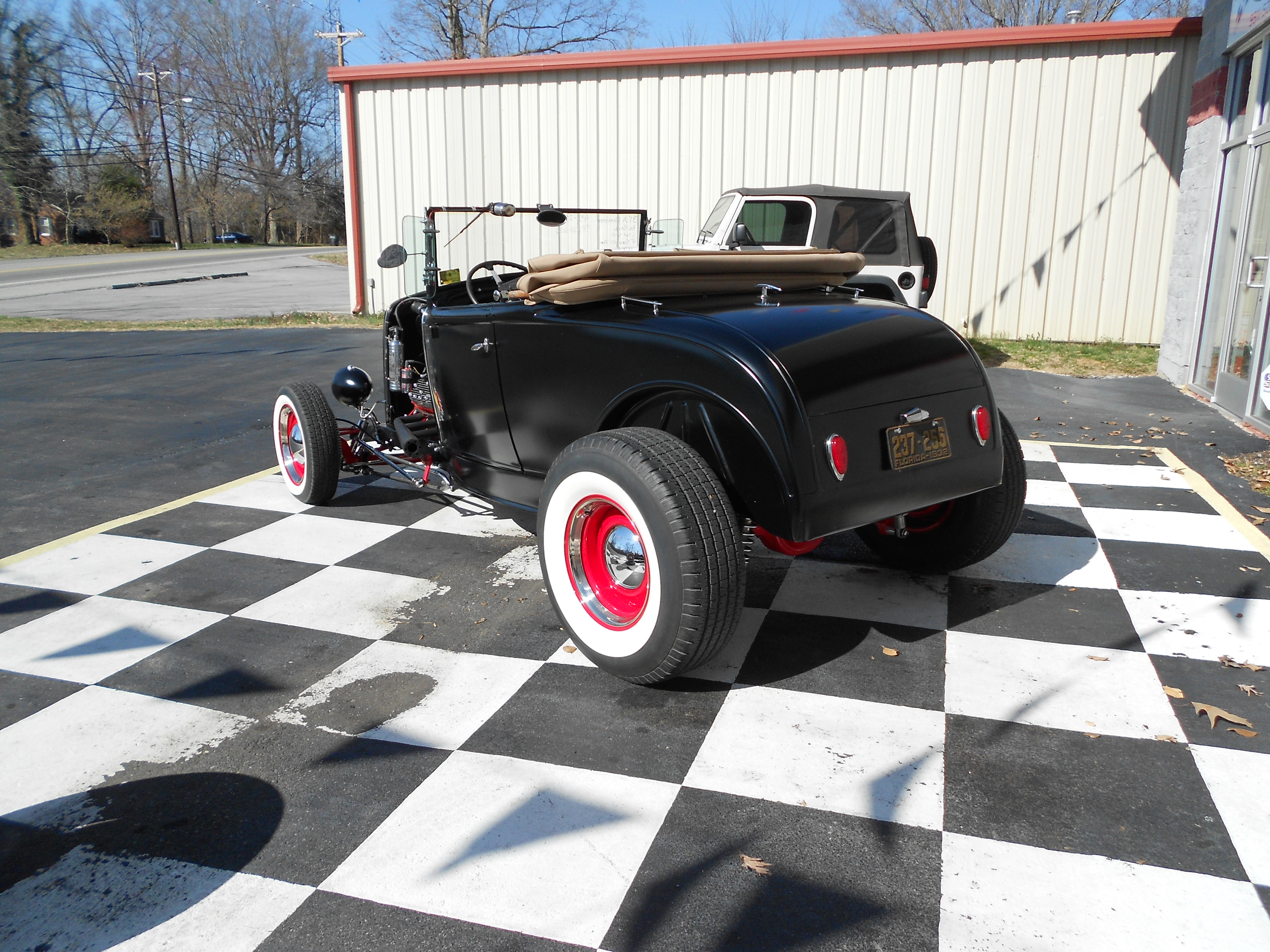 2006 Ford Fusion For Sale >> 1931 FORD ROADSTER W/ RUMBLE SEAT   BuffysCars.com
