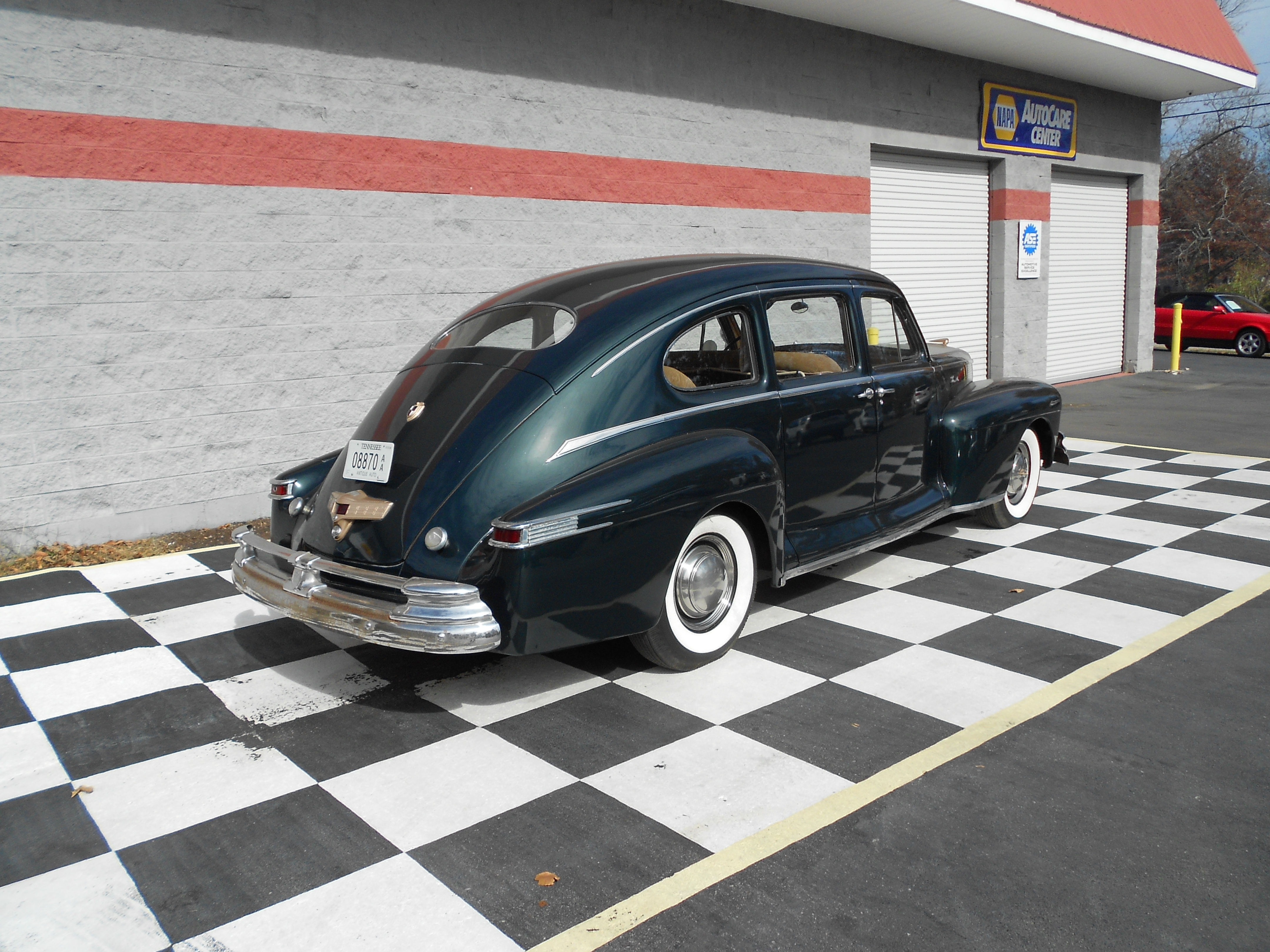 Ford Lincoln Of Cookeville >> Sell used 1947 LINCOLN ZEPHYR V-12 ENGINE in Cookeville ...