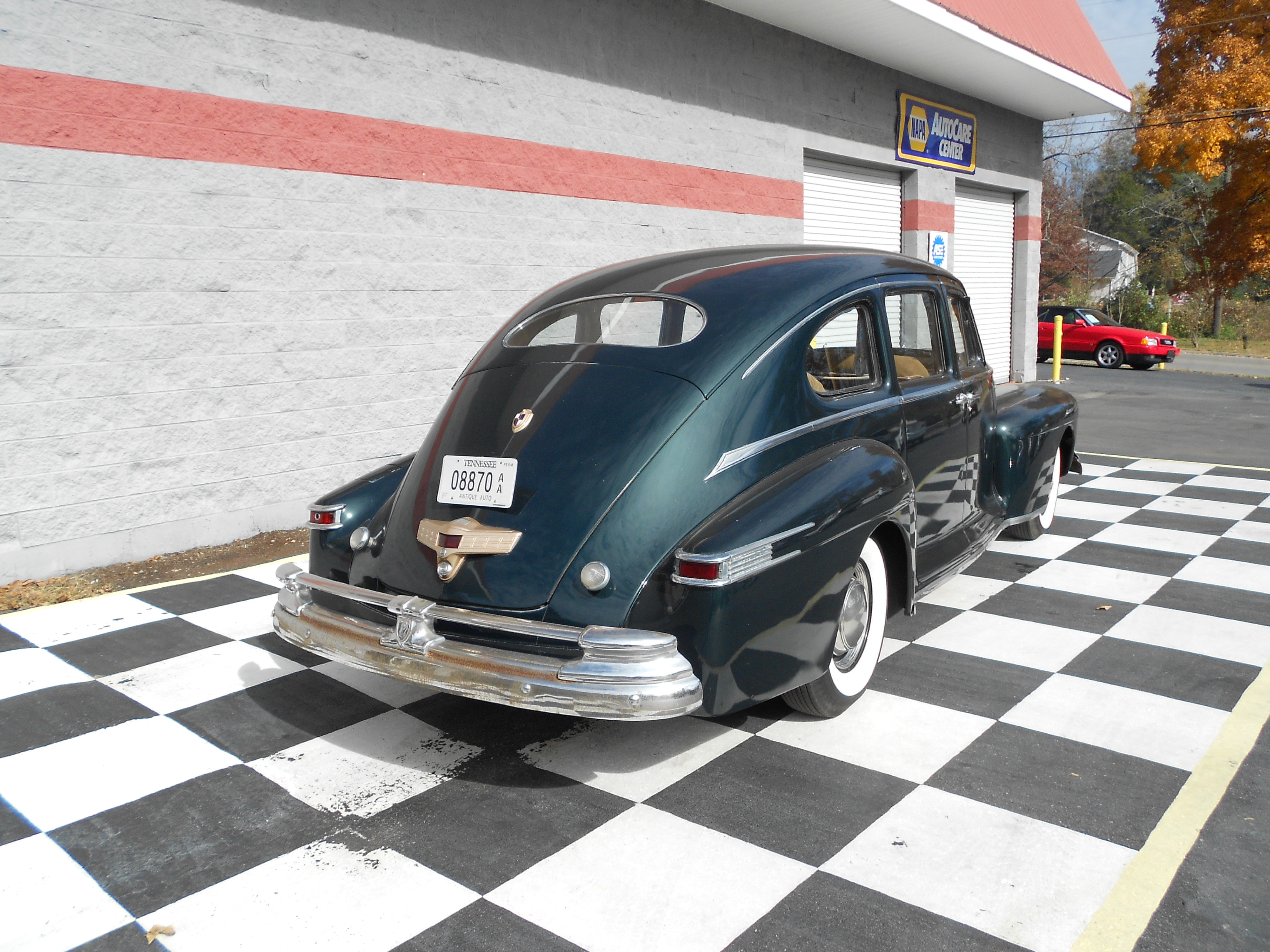 Sell Used 1947 Lincoln Zephyr V 12 Engine In Cookeville Tennessee