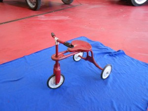 1950s Midwest Industries tricycle (1)