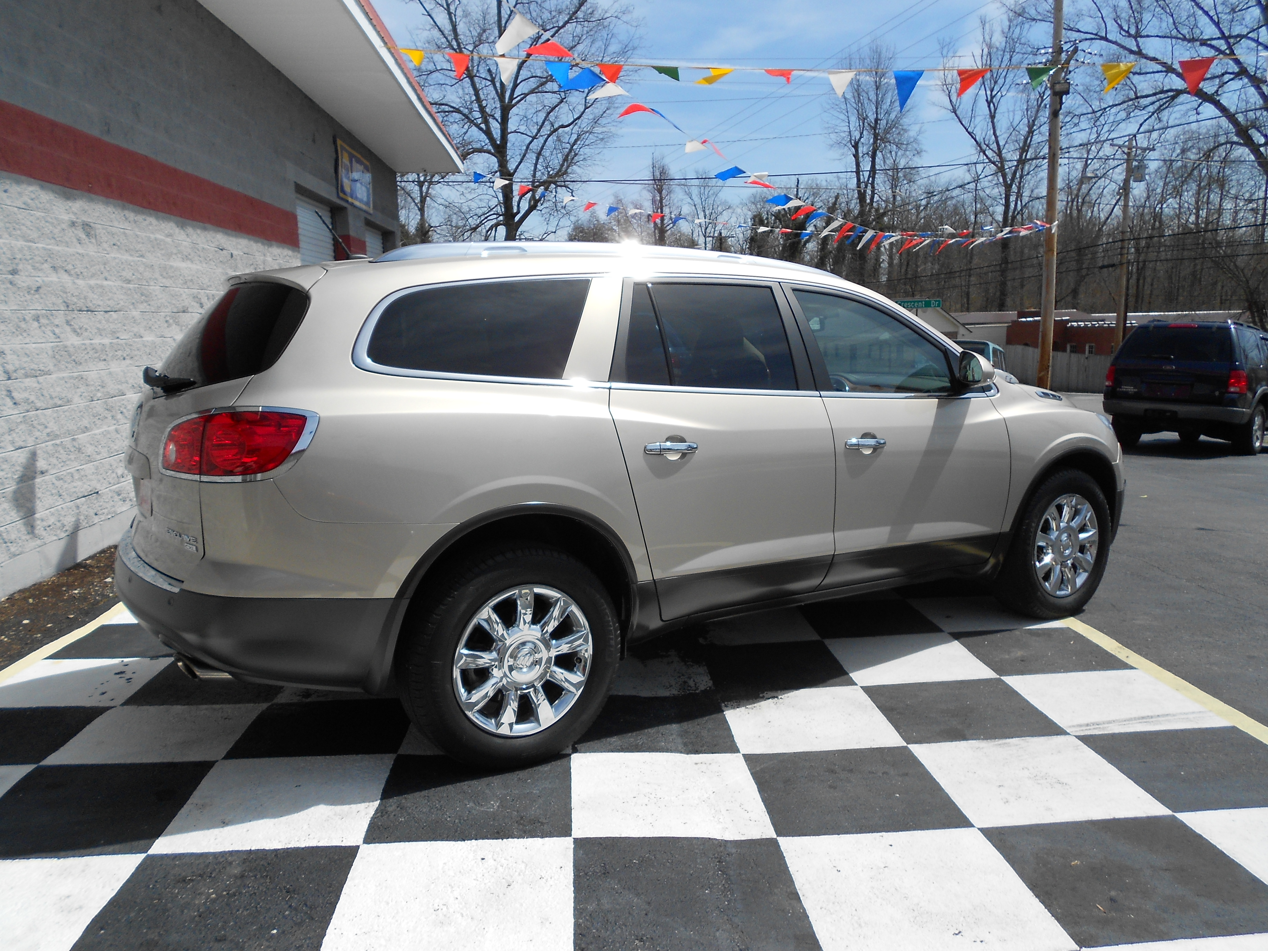 Nissan Cookeville Tn >> 2011 BUICK ENCLAVE CXL | BuffysCars.com