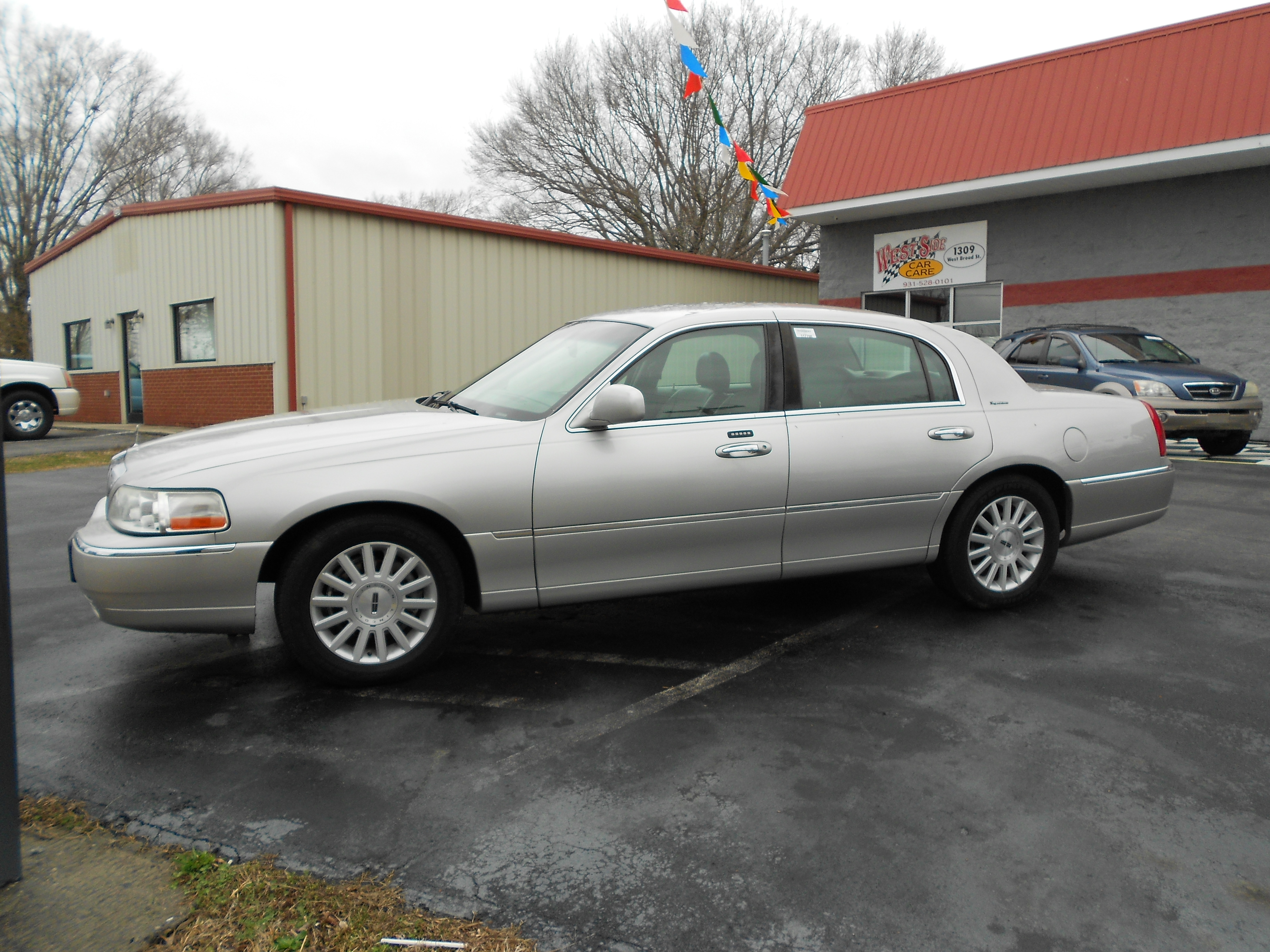 2004 Lincoln Town Car Signature Series Buffyscars Com