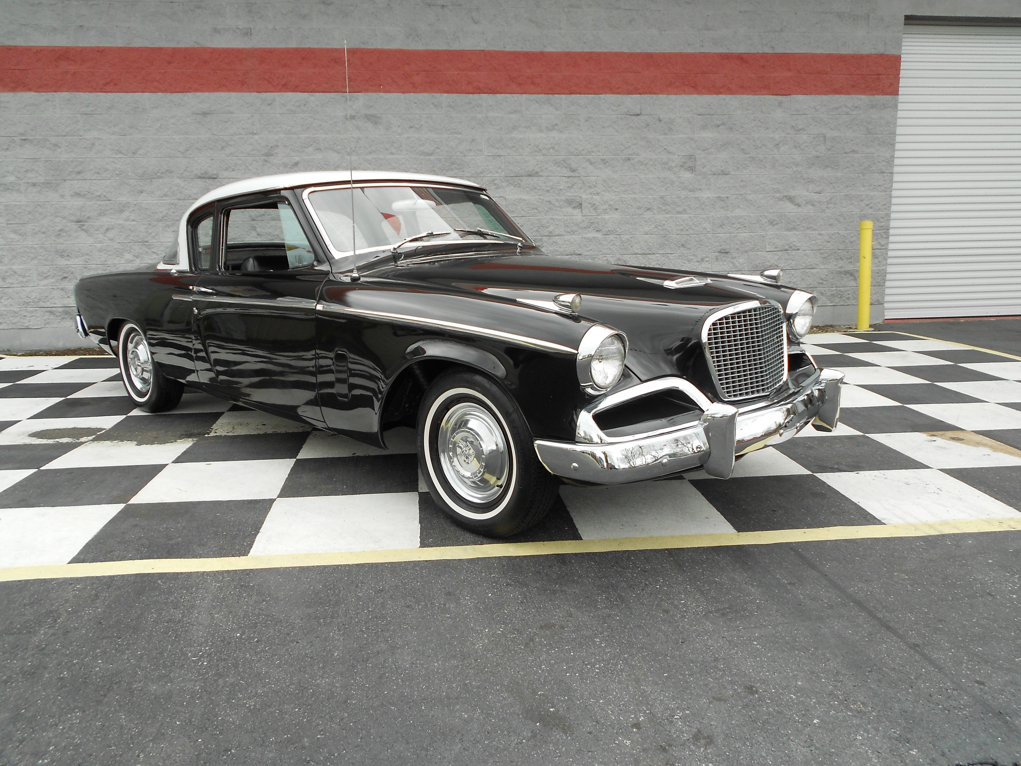 1956 Studebaker Flight Hawk Buffyscars Com