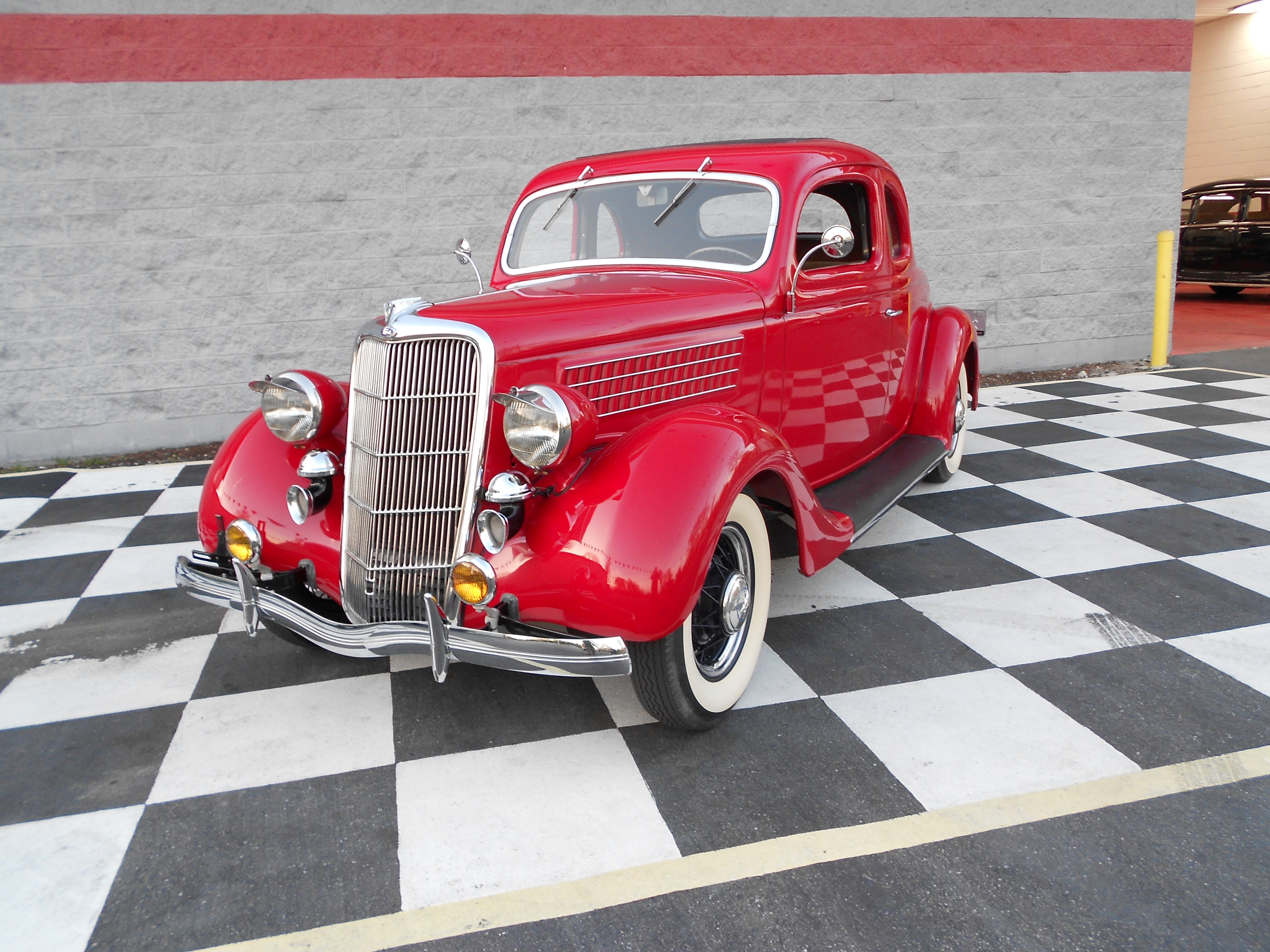 1935 Ford Coupe Buffyscars Com