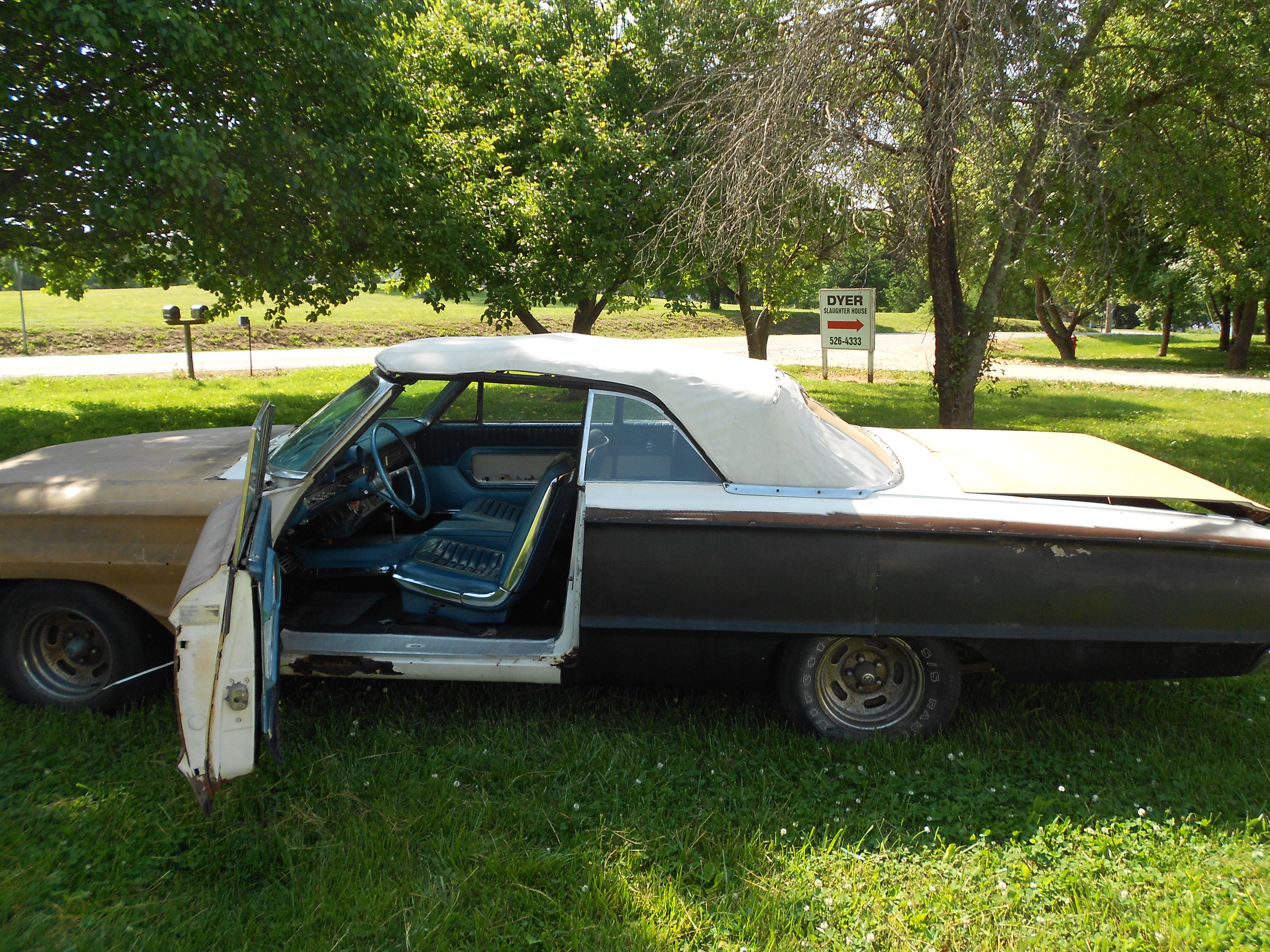 Find Used 1964 Ford Galaxie 500 Xl Convertible In Cookeville Ltd Galixie 41