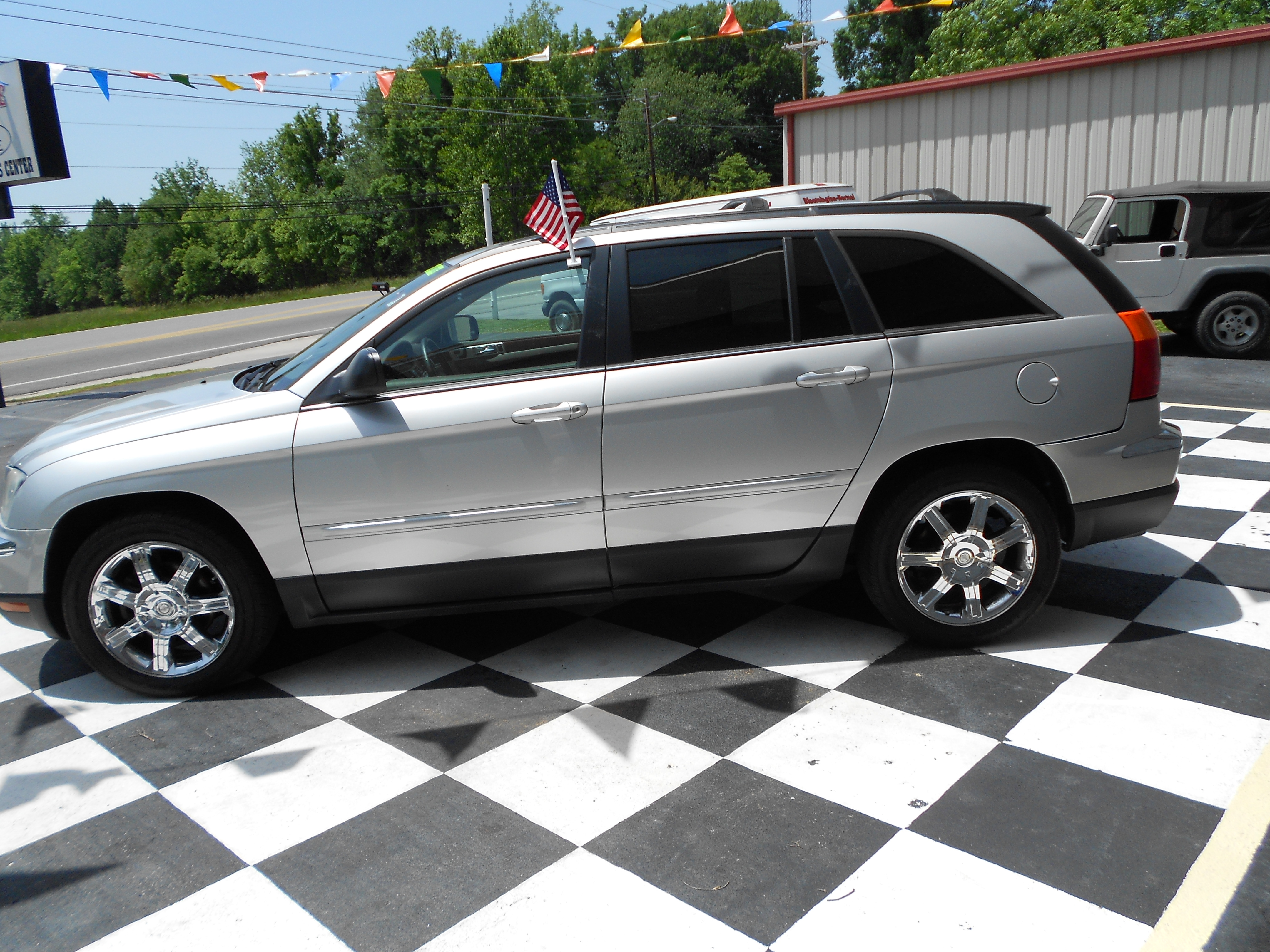 2006 Chrysler Pacifica Buffyscars Com