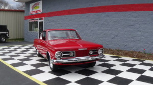 1965 Plymouth Barracuda (1)