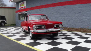 1965 Plymouth Barracuda (2)