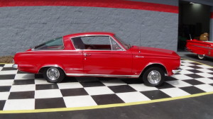 1965 Plymouth Barracuda (7)