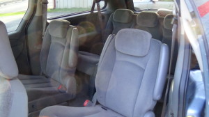 2005 Chrysler Town & Country Blue (18)